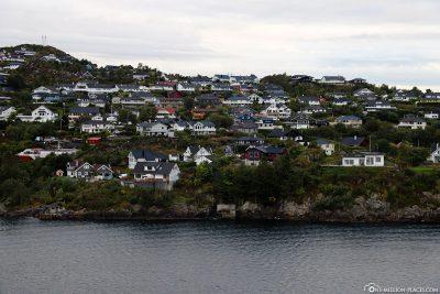 Drive through the Byfjord
