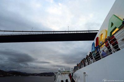 The Adoy Bridge