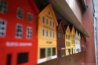 The Hanseatic Quarter of Bryggen