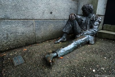 Die Statue The Homeless