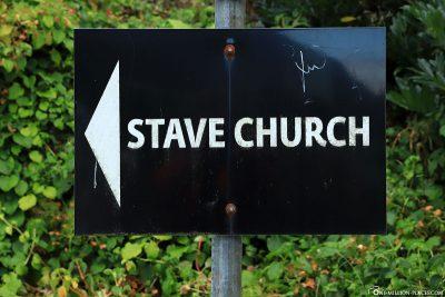 Stave Church Fantoft