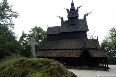 The Stave Church Fantoft