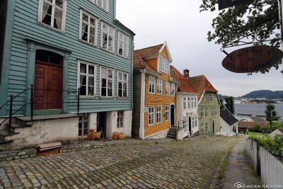 The Gamle Bergen Open Air Museum