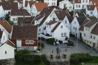 View of Gamle Stavanger