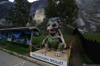Trollveggen Visitor Centre