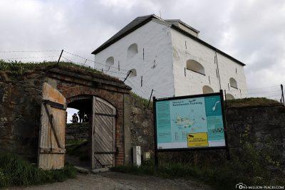 The fortress Kristiansten