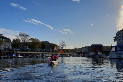 The River Nidelva