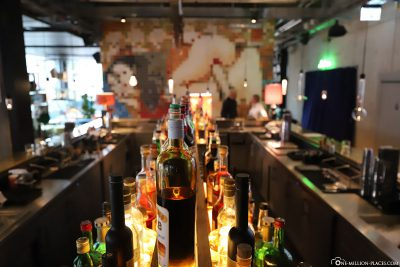 Die Cinchona Bar