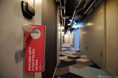 The funny door signs