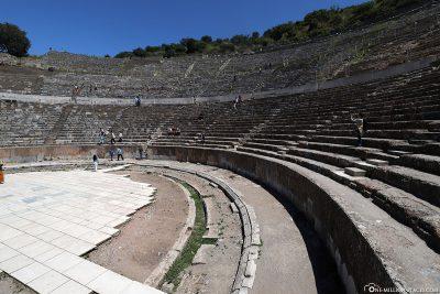 Das antike Theater von Ephesos