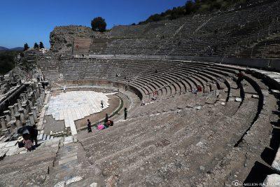 Das große Theater von Ephesos