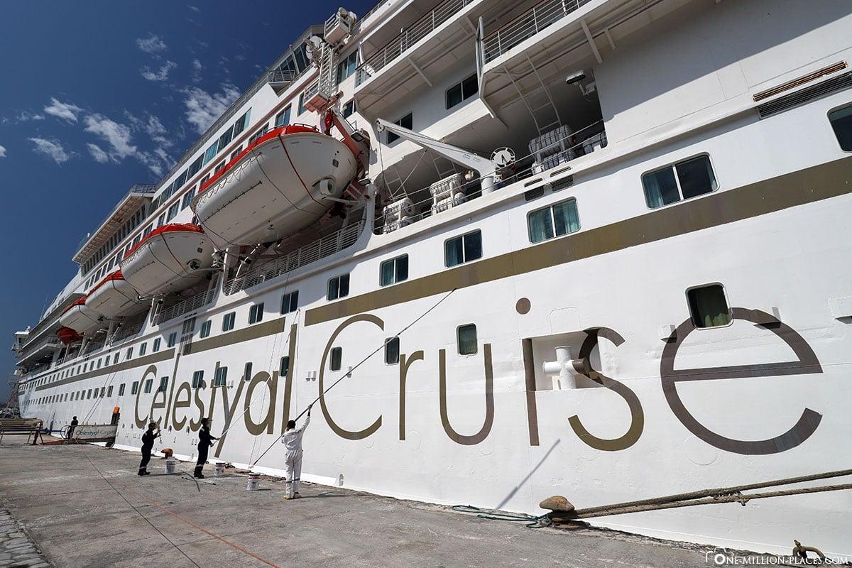 Celestyal Cruises, Schiff, Türkei, Reisebericht