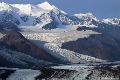 Der Harvard Gletscher