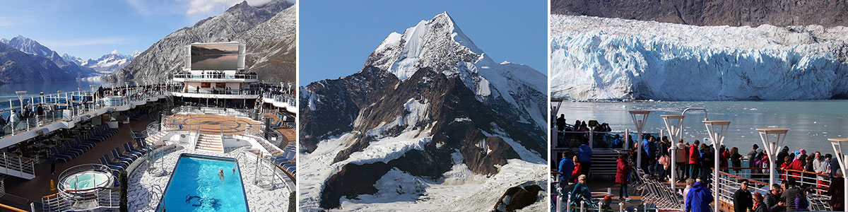 Headerbild, Glacier Bay, Alaska, Nationalpark, USA, Headerbild
