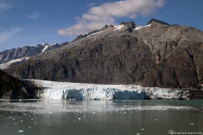 The Margerie Glacier