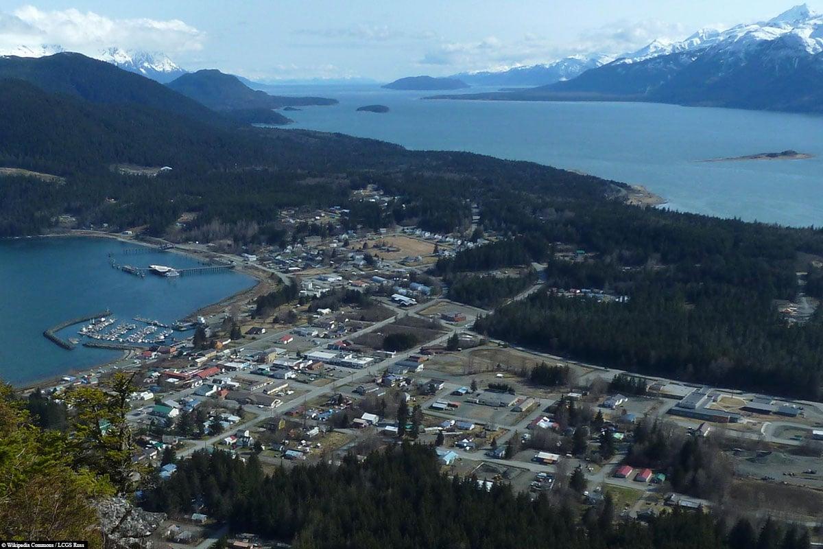 Haines, Alaska, USA, Reisebericht, Bärensuche