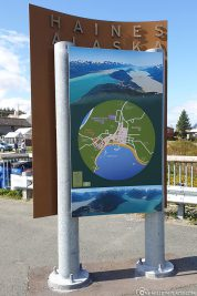 A map of Haines