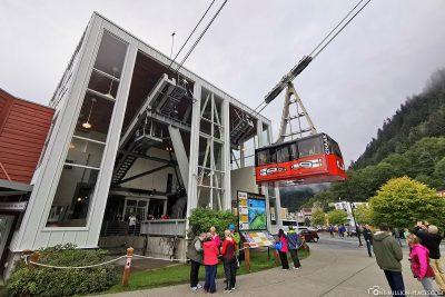 Die Mount Roberts Tramway