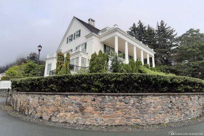 Alaska Governor's Mansion