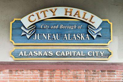 City Hall Juneau