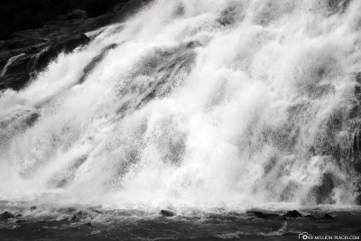 Der Nugget Wasserfall