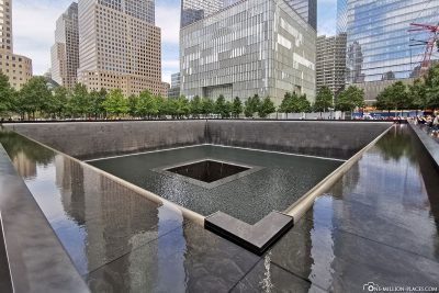 Der Reflecting Pool