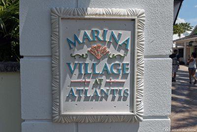 Das Atlantis Marina Village