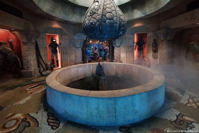 The Dig Aquarium Atlantis