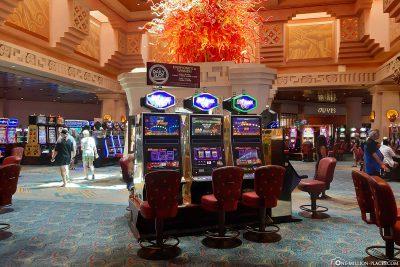 Casino at Hotel Atlantis Bahamas