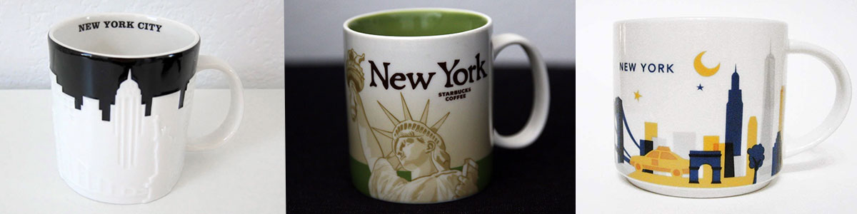 Starbucks City Mug Tassen