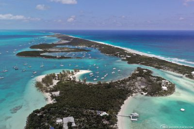 Die Insel Stocking Island