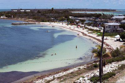Der Calusa Beach