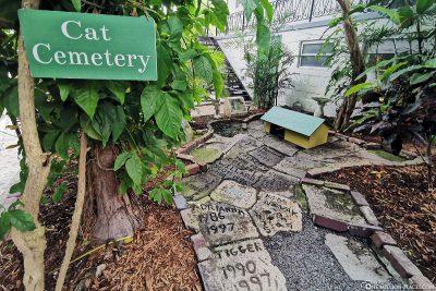 The Cat Cemetery