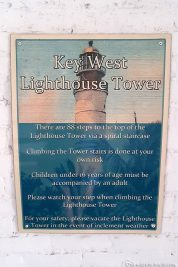 Key West Lighthouse Tower