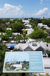 View over Key West