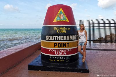 One of the most famous photo spots in Key West