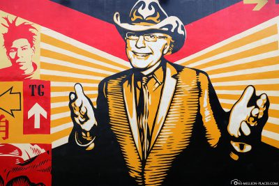 Streetart in Wynwood