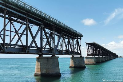 Die Bahia Honda Rail Bridge