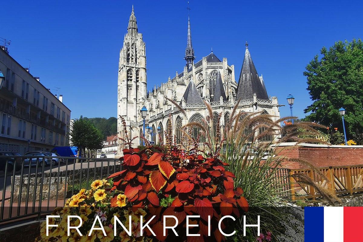 Titelbild, Caudebec-en-Caux, Frankreich