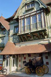 Das Hotel Le Normandy Barrière