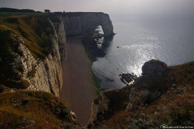 Das Felsentor Manneporte