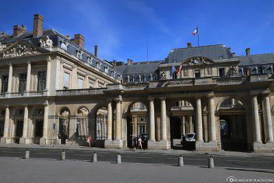 Das Palais Royal
