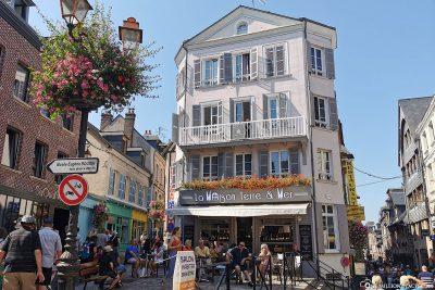Rue de l'Homme de Bois