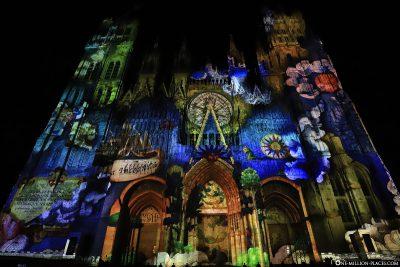 Illuminations de la Cathédrale de Rouen