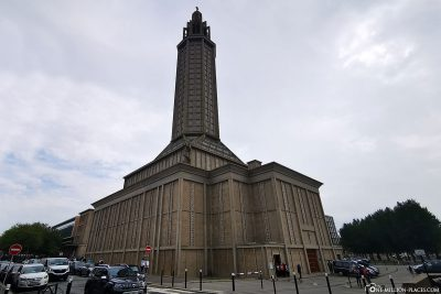 Die Pfarrkirche St. Joseph