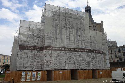 Die Kathedrale von Le Havre