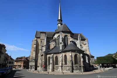 Die Kirche St. Saviour