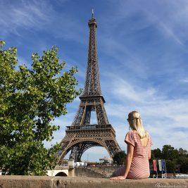 Ein toller Fotospot für den Eiffelturm in Paris