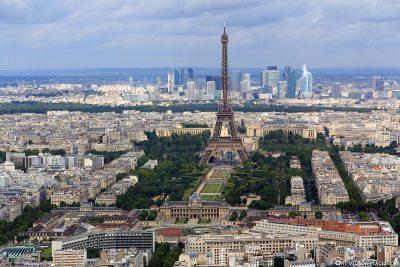 Blick vom Tour Montparnasse