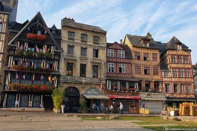 The Place du Vieux-Marché